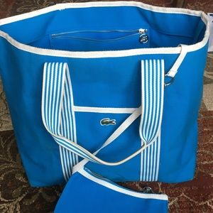 Lacoste Summer Holiday Beach Bag